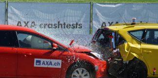 Autoschade in Almere