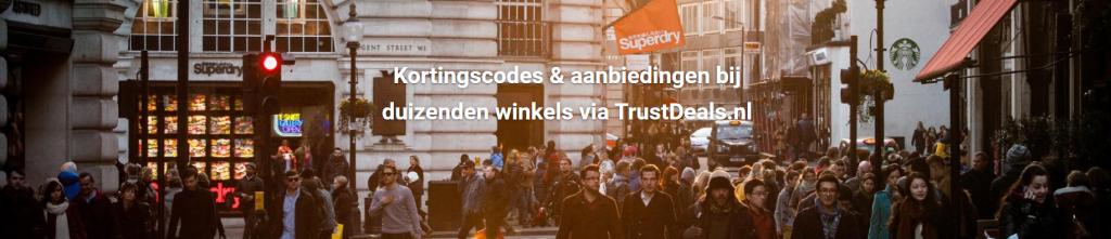 TrustDeals Kortingscodes